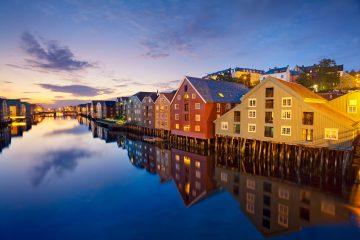 Посетете ја Норвешка и видете ги чудата на природата.