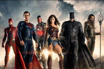 """За сите љубители на стрипови ви го преставуваме """"Лига на Правдата""""."""