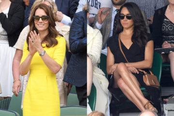 Кејт Мидлтон VS Меган Маркл: саканите жени на британските принцови