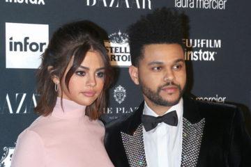 The Weeknd се појави во друштво на нова девојка!