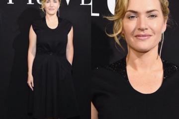 Конечно актерка облечена соодветно за премиера: таа е жена од милион долари!