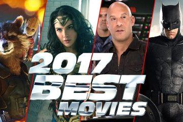 Топ листа на филмови за 2017 година!