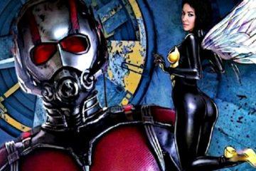 """Трејлер за новиот филм на Марвел """"Ant-Man and the Wasp""""."""