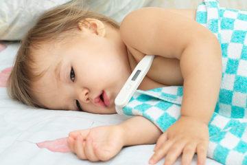 Лекови за температура што не смеете да им ги дадете на децата! Прочитајте зошто