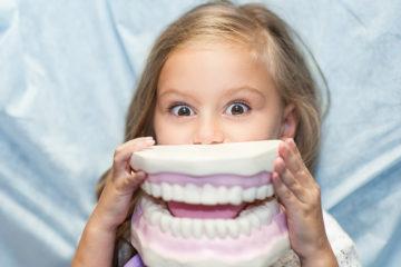 Изјава на една МАМА: Kако го излечив кариесoт на забите на моето 2год девојче.