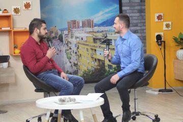 Кратко интервју со познатиот Александар Стевановски