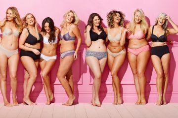 Ова женско тело се смета за најатрактивно!