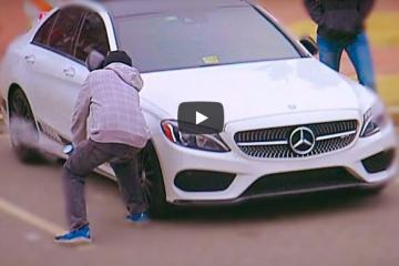 ВИДЕО: Лажно дишење на гумите.