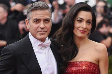Амал Клуни и Џорџ Клуни ќе донираат 500.000 долари за храбри девојки и момци