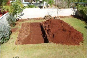 Комшиите мислеле дека го копа својот гроб,а тој направил нешто генијално!