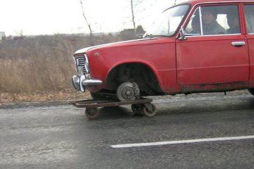 Видео: Компилација од смешни поправки на автомобили