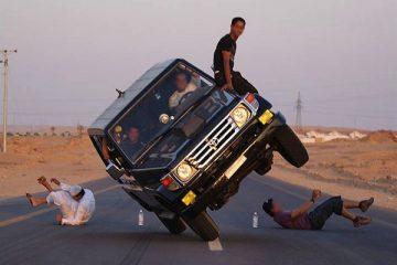 ВИДЕО: Компилација од луди возачи!
