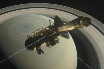 НАСА го откри местото каде што беше урнато леталото Касини.