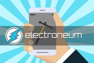 Официјално Електронеум го пушти рударењето преку паметните телефони на Андроид.