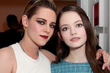"""Главната улога на Twilight се сретна со својата """"ќерка"""" од филмот."""