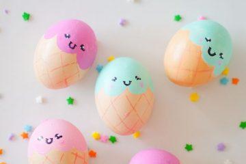 Прекрасни нови начини за декорација на велигденските јајца