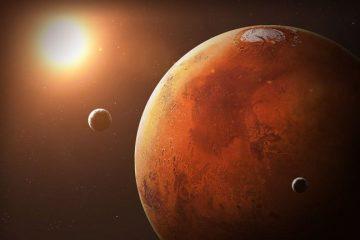 НАСА забележила нешто необично на Марс.