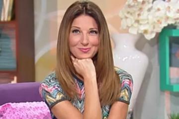 Вака изгледаше Сања Маринковиќ кога првпат ја започна својата кариера.