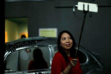 Отворен музеј за правење селфи во Калифорнија