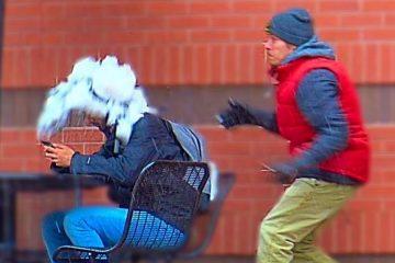 ВИДЕО: Мавање со снежни топки (ТРЕТ ДЕЛ)