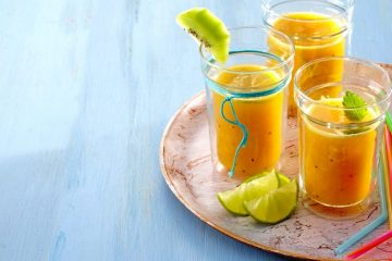Направете смути од три состојки кои го симнуваат крвниот притисок