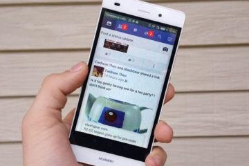 Huawei до крајот на оваа година ќе го претстави својот прв флексибилен телефон.