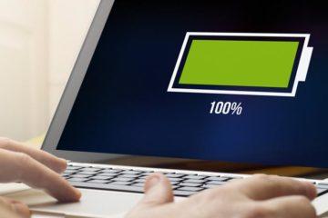 Како да ја продолжите трајноста на вашата батерија од лаптопот?