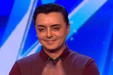 Својот магионичарски настап ги шокирал сите на британската емисија за таленти