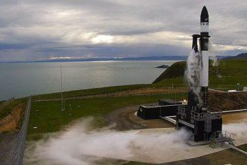 Првата комерцијална ракета на Рокет Лаб ќе лета во вселената овој месец