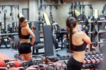 Фотографии поради кои нема да ви биде срам да почнете и вие во теретана.