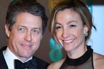 Конечно заплови во брачните води: Се ожени познатиот глумец Хуг Грант на 58 години