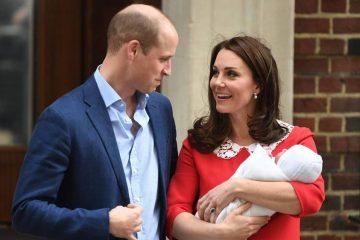 Војвотката Кетрин сподели фотографии од малиот принц Луис на Твитер❤️