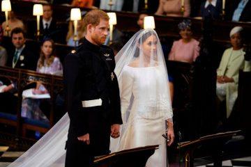 Гледајте ја во живо кралската свадба