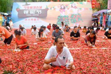 Кинез изеде 50 лути пиперки за 68 секунди