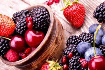 Сокови со плодови од природата
