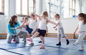 Мотивирајте ги децата да бидат активни