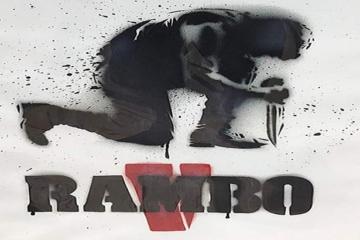 Сталоне откри како изгледа новиот дел на Рамбо.