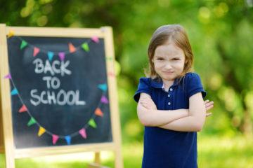 Не сакам да одам на училиште