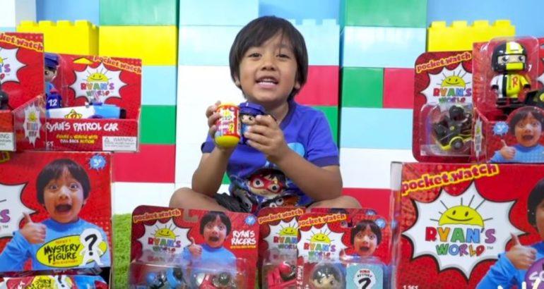 Ова дете заработува неверојатни 22 милиони долари.