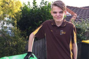 Аутистично момче отвори свој бизнис и ги вработи своите пријатели