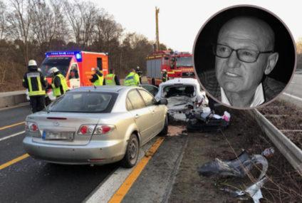 ТРАГЕДИЈА: Шабан Шаулиќ загина во тешка сообраќајка (ФОТО+ВИДЕО)