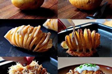 Лесно а вкусно: Запечени компири со кашкавал