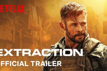 Погледнете  трејлер за филмот Extraction