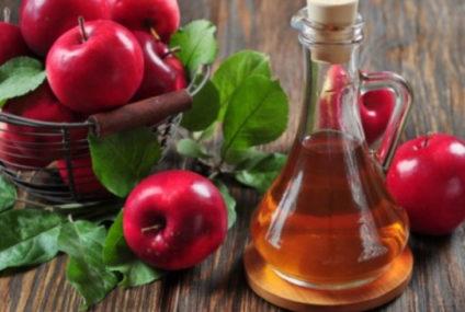 Како сами да си направите јаболков оцет