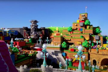 Отворањето на тематски парк Супер Нинтендо Свет е одложено поради вонредната состојба во Осака