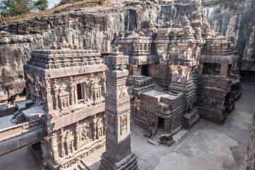 Храмот Каилас во Индија: неуништлив, изграден од планина со непозната технологија – КОЈ и ЗОШТО?