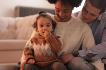 Откриваме зошто родителството е благосостојба