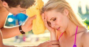 Сончаница – симптоми и прва помош