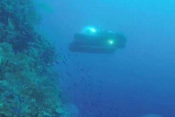 НАУЧНИЦИ НУРНАА ДО ДНОТО НА МИСТЕРИОЗНАТА СИНО ДУПКА: На длабочина од 125 метри, пронајдоа нешто чудесно и направија НЕВЕРОЈАТНИ СЛИКИ! (ВИДЕО)