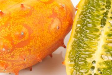 Кивано – овошје со вкус на банана, киви и диња